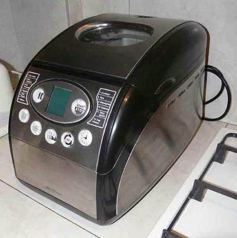 Notice Machine A Pain Carrefour Home Hbm